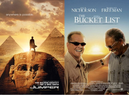 the cinema review jumper the bucket list � filmdetail