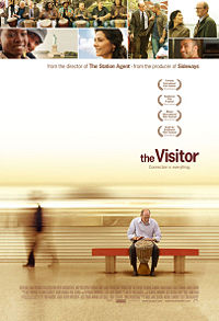 The Visitor poster