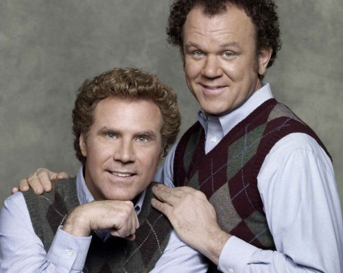 will ferrell step brothers. Step Brothers is the new