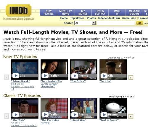 free fulllength movies amp tv shows on imdb � filmdetail
