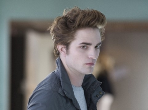 robert pattinson on twilight. Robert Pattinson as Edward