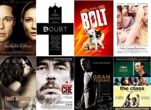 UK Cinema Releases - February 2009