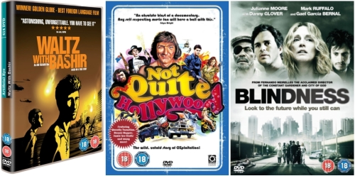 UK DVD Picks 30-03-09