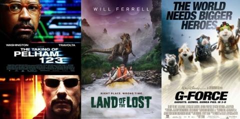 UK Cinema Releases 31-07-09
