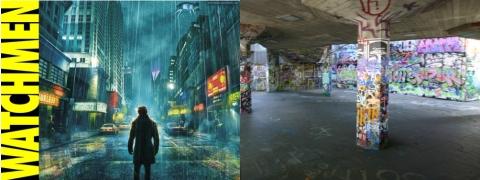 Watchmen Southbank