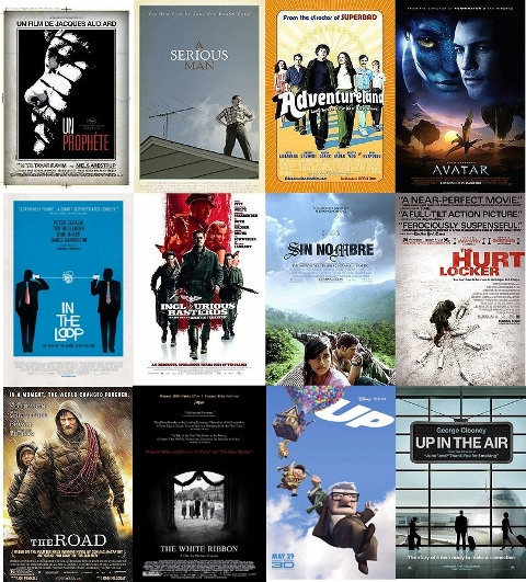 The Best Films Of 2009