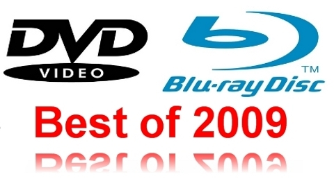 Best of DVD and Blu-ray 2009