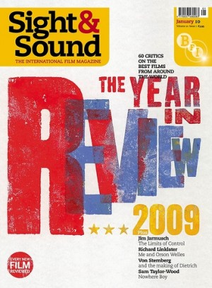 Sight and Sound - January 2010