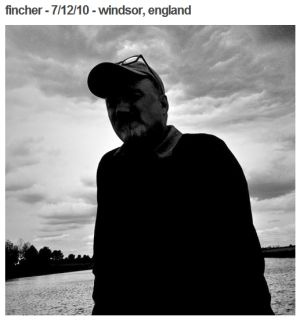 David Fincher in Windsor