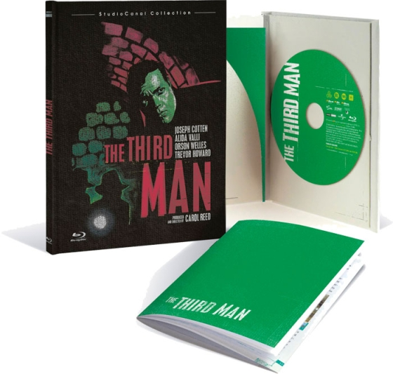 The Third Man on Blu-ray