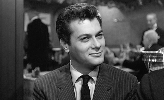 Tony Curtis in Sweet Smell of Success