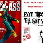 UK DVD and Blu-ray Releases September 2010 / Kick-Ass and Exit Through The Gift Shop