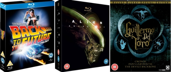 UK DVD and Blu-ray Picks 25-10-10