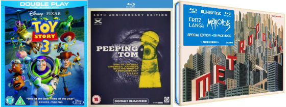 DVD and Blu-ray Releases 22-11-10