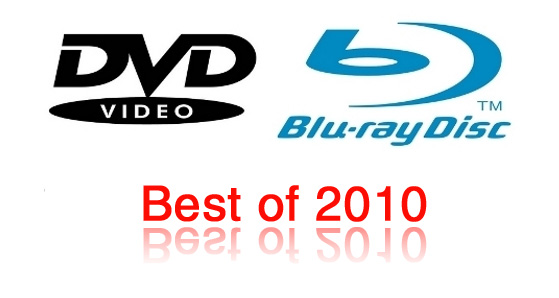 The Best DVD and Blu-ray Releases of 2010