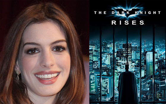 that Anne Hathaway has been cast as Catwoman in The Dark Knight Rises.