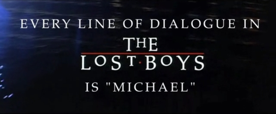The Lost Boys Michael Edit