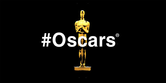 Oscars on Twitter