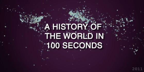 A History of the World in 100 Seconds