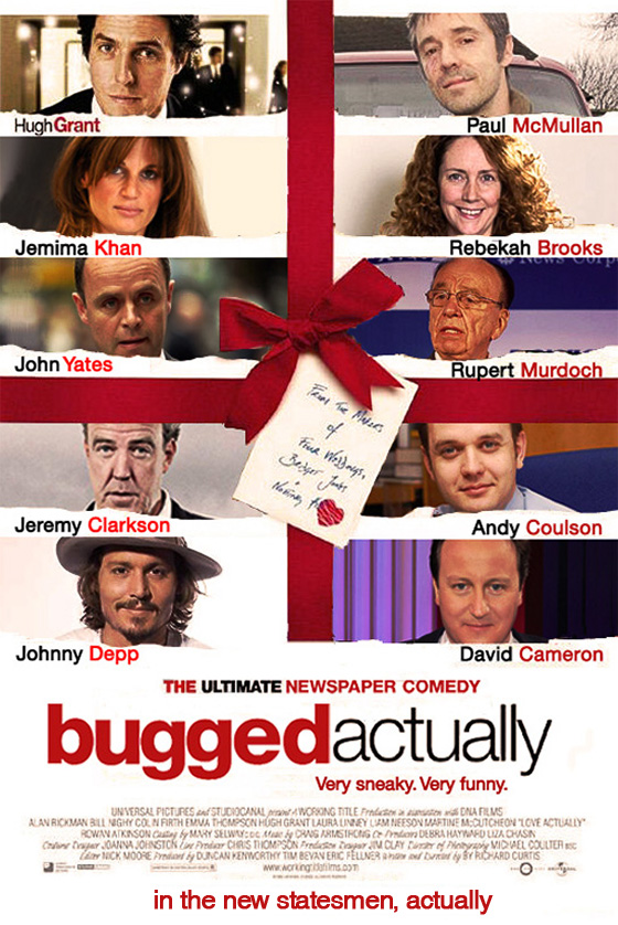 Bugged Actually Poster