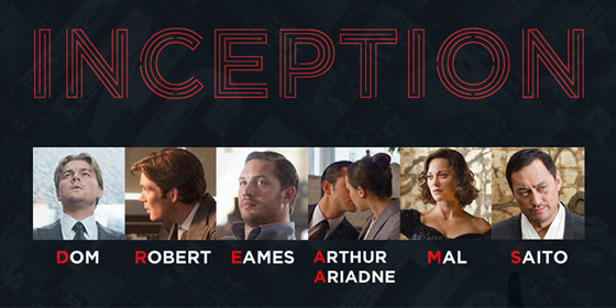 Inception Dreams Banner
