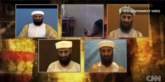 Bin Laden Home Videos