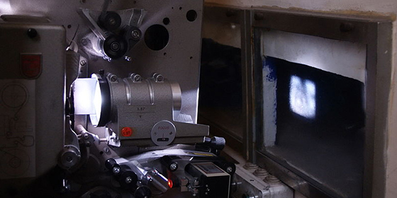 Letters to Projectionists