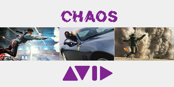 Chaos Cinema and the Avid