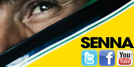Senna and Social Media