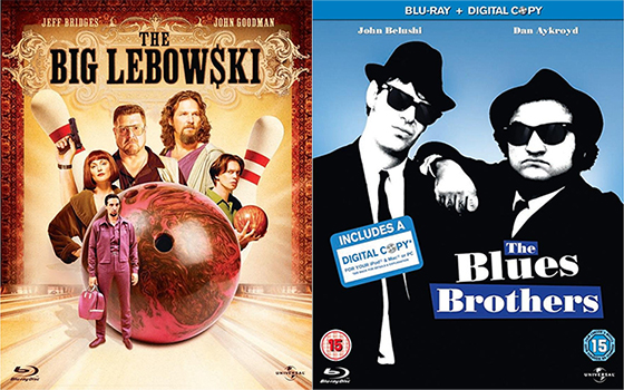 UK DVD and Blu-ray Picks 22-08-11