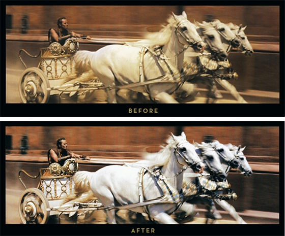 "an analysis of the cinema of ben hur Delving into ""the world of ben-hur a new book by mike aquilina examines the history behind the classic novel and its numerous film the name ""ben-hur."
