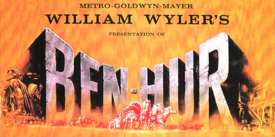 Ben-Hur on Blu-ray