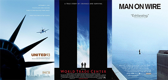 September 11th Interviews - Ben Sliney on United 93, Will Jimeno on World Trade Center and Philippe Petit on Man on Wire