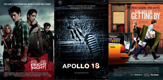 UK Cinema Releases 02-09-11
