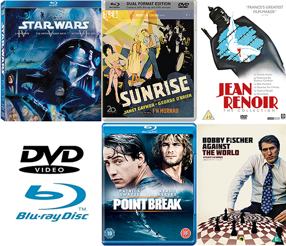 UK DVD and Blu-ray Picks 12-09-11