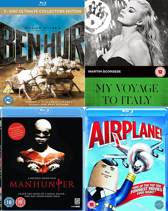 UK DVD and Blu-ray Picks 26-09-11