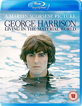 George Harrison DVD cover