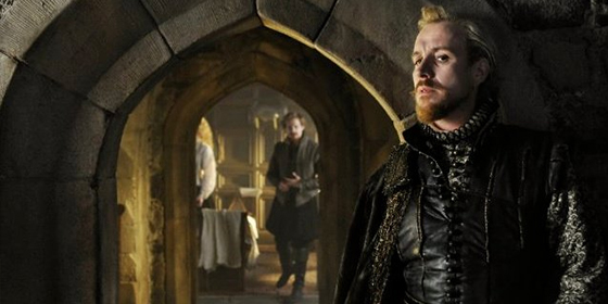 Rhys Ifans as Edward De Vere, Earl of Oxford in Anonymous