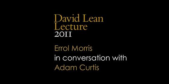 Errol Morris at BAFTA