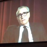 Martin Scorsese at Blu-con