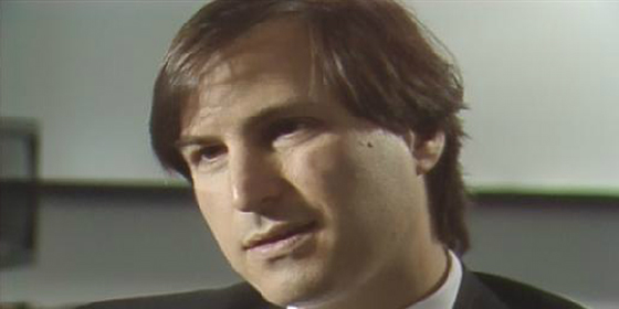 Steve Jobs on PBS in 1990