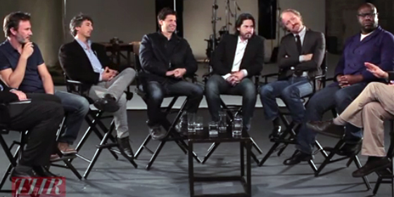 The Hollywood Reporter Directors Roundtable