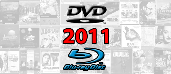 The Best DVD and Blu-ray Releases of 2011
