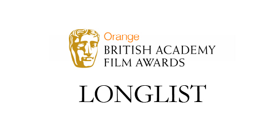 BAFTA Longlist 2011-12