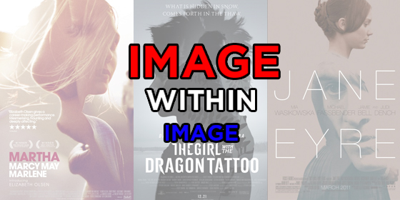Image Within Image Poster Trend