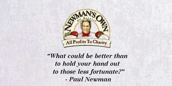 Paul Newman's Philanthropy