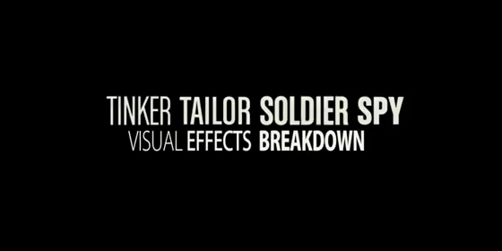 Tinker Tailor Soldier Spy VFX Breakdown