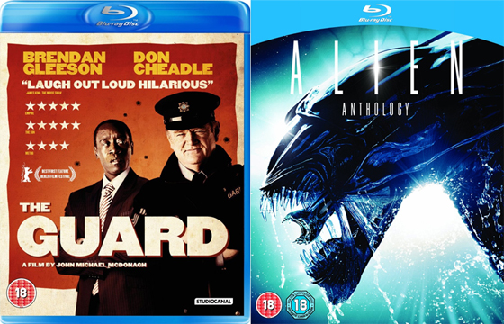 UK DVD & Blu-ray Picks 16-01-12