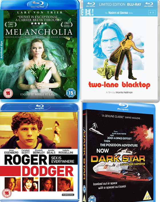 UK DVD & Blu-ray Picks 23-01-12