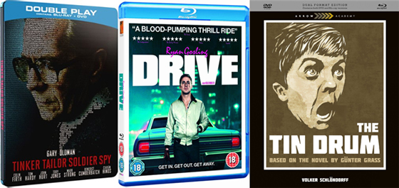 UK DVD & Blu-ray Picks 30-01-12